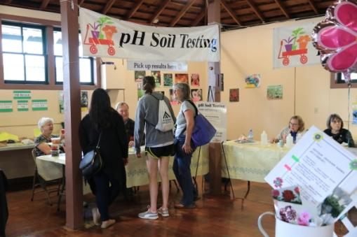 Free pH Soil Testing